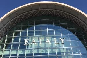 Eataly Roma - Maxi Grill 500 con aspiratore e quadro inverter