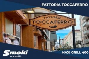 Fattoria Toccaferro -Pescara - Maxi Grill 400