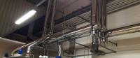 Impianto Aspirazione - Centro commerciale il Gigante - Curtatone Mantova