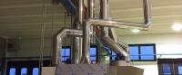 Impianto Aspirazione - Pasticceria Industriale Leonardo da Cesenatico - San Giovanni in Marignano
