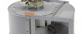 aspiratore alte temperature per abbattitori di fuliggine