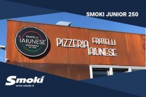 Restaurant Fratelli Iaiunese - Reggio Emilia - Smoki Junior 250
