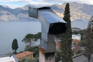 Smoki Abbattitori - Albergo Antonella Malcesine - Verona