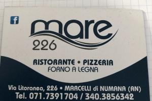 Smoki Junior Maggiorato - Ristorante Mare - Marcelli di Numana